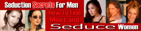 Seduction Secrets For Men